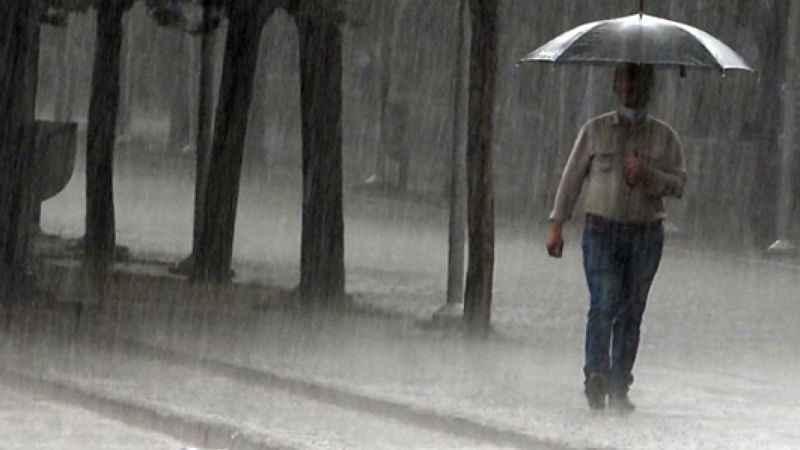 Meteoroloji uyardı! O iller dikkat... Sağanak yağış geliyor