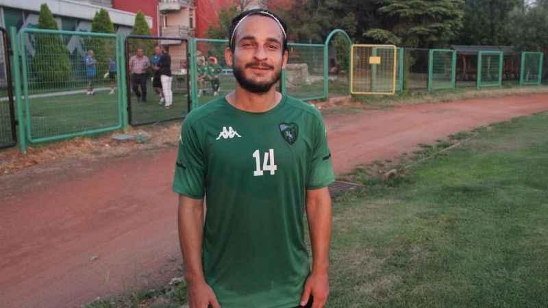 Yeni transferimiz İlyas Kubilay Yavuz: Sorumluluktan kaçmayacağım