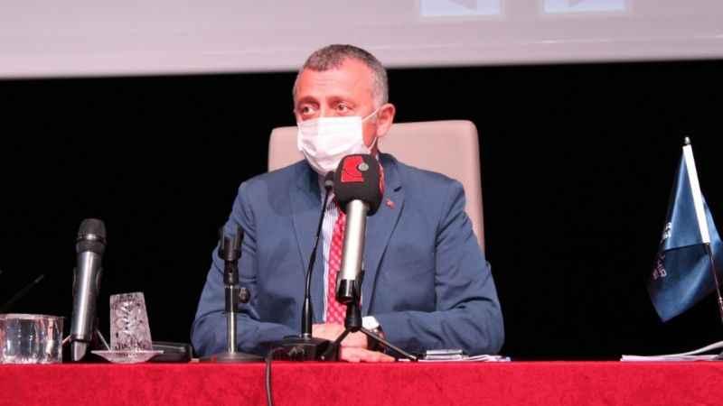 """Büyükakın'dan İYİ Parti'ye: """"Mecliste nesli tükenen pandaları da konuşalım mı?"""""""