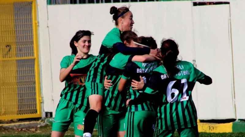 Kocaeli Kadın Futbol Takımı seçme zamanı