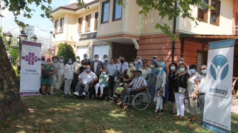 Kocaeli Kent Konseyi EngelliMeclisi Genel Kurulu yapıldı