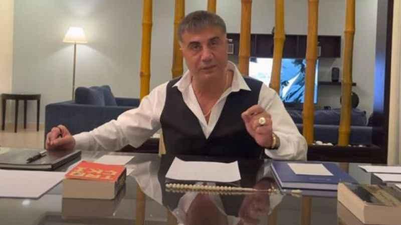 Kocaeli'de İl Başkanı ve parti üyelerine Sedat Peker soruşturması