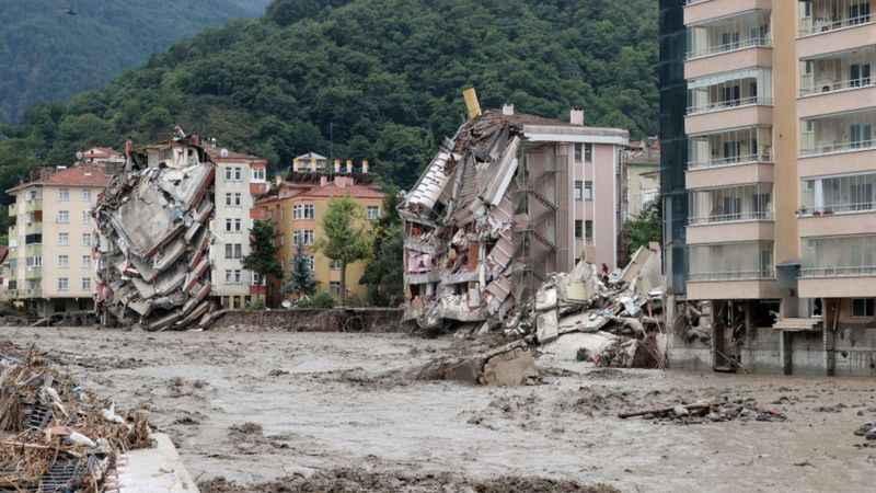 """Sel bölgesi için """"mücbir sebep hali"""" ilan edildi"""