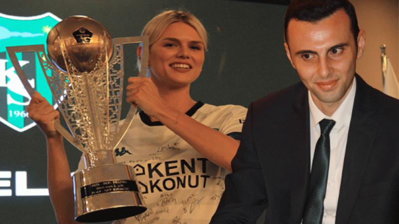 MHP'li yeni başkandan Kocaelispor'a 20 bin TL!