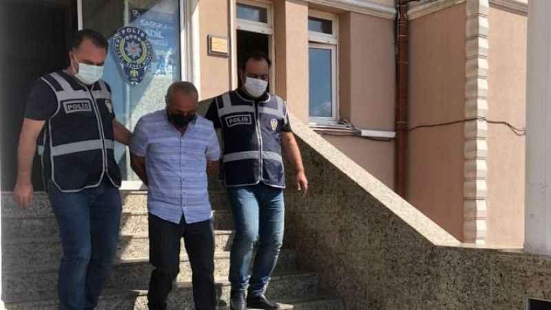 20 yıl hapis cezası bulunan dolandırıcı yakalandı