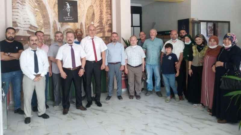 BTP Derince'de başkan Demir, Körfez'de Barutçu