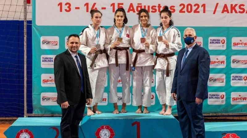 Judocularımız, gelecek için umut vaat ediyor