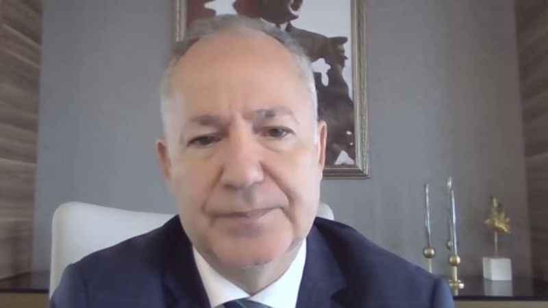 KSO Meclisi'ne Prof. Dr. Oral Erdoğan konuk oldu
