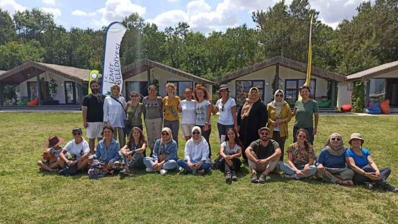 Sarısu Gençlik Kampı Türkiye'nindört bir yanından öğretmenleri ağırladı