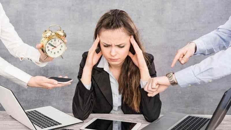 Stres yönetimi için 10 tavsiye