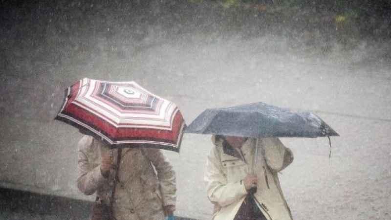 Meteoroloji'den 17 kente kuvvetli sağanak uyarısı