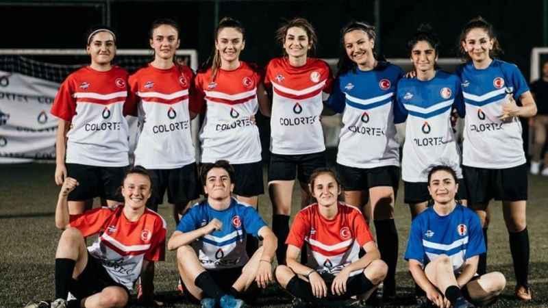 Kadın futboluna iş dünyasının desteği sürüyor