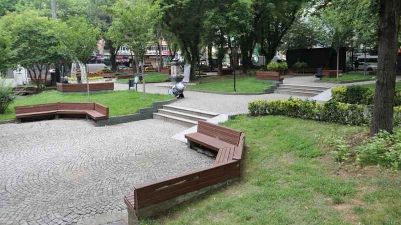 Yeni Cuma Parkı ihaleye hazırlanıyor