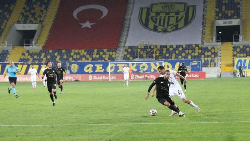 Ankaragücü-Kocaelispor maçı biletleri 20, 30 ve 40 lira