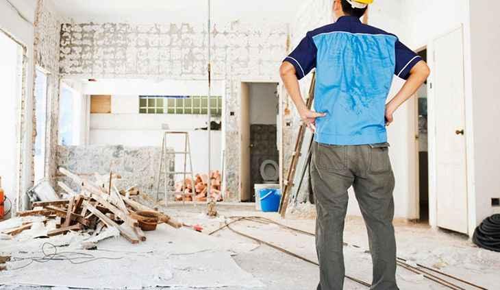 Bina bakım ve onarım işleri yaptırılacaktır
