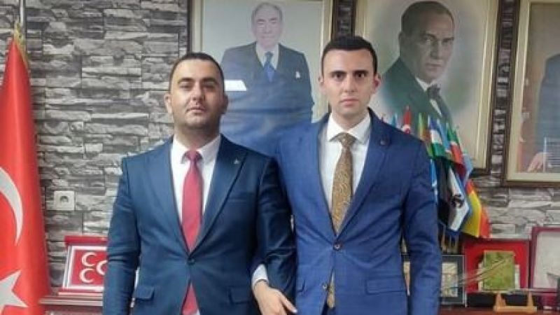 MHP İzmit İlçe yönetimi açıklandı