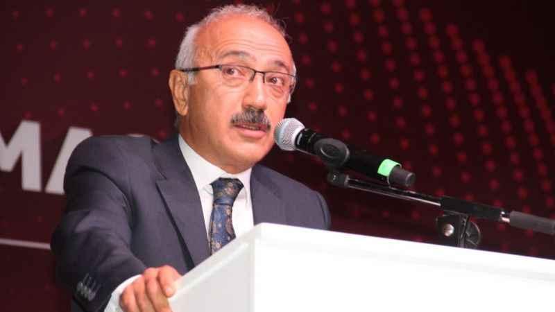 """Bakan Elvan """"En yenilikçi fikirlerin Bilişim Vadisi'nden çıkmaması için engel yok"""""""