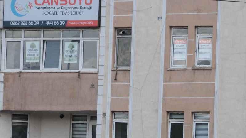 İzmit'te kiralık  evler tükendi