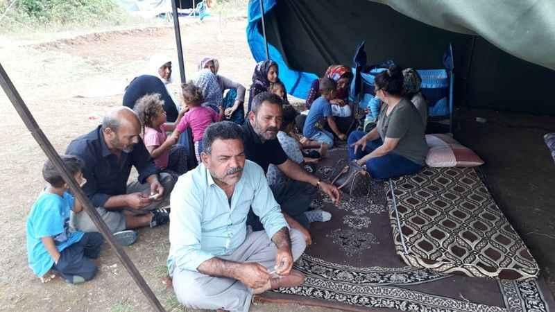 Eyisabuncular'dan Katırcıoğlu'na  mevsimlik işçi tepkisi