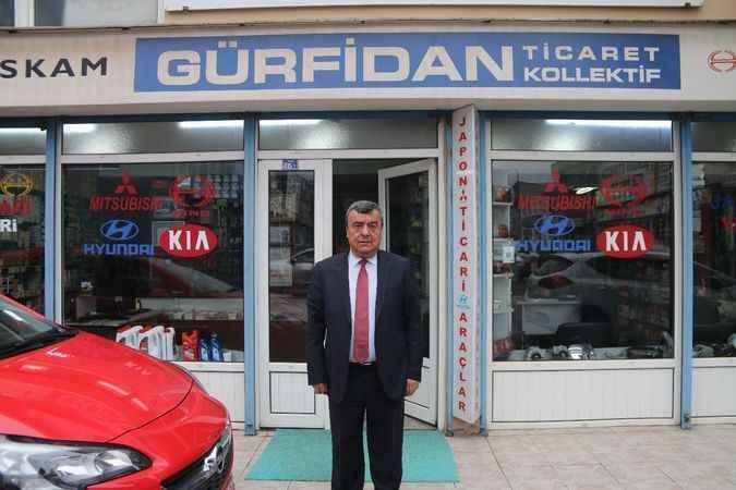 Gürfidan'dan Büyükşehir  Belediyesi ve İSU'ya teşekkür