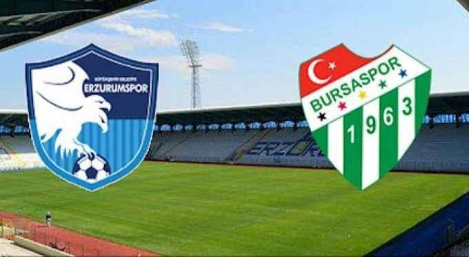 BB Erzurumspor - Bursaspor