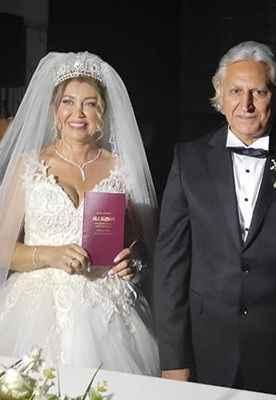 Ramazan Silin evlendi