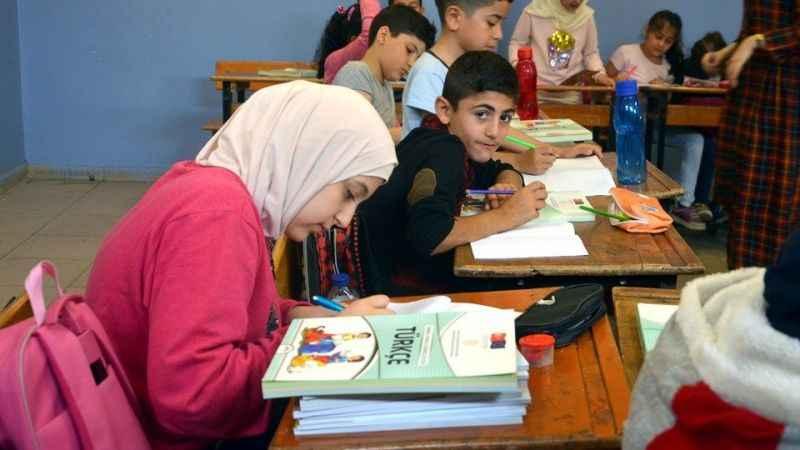 Kocaeli'de 10 bin Suriyeli öğrenci var