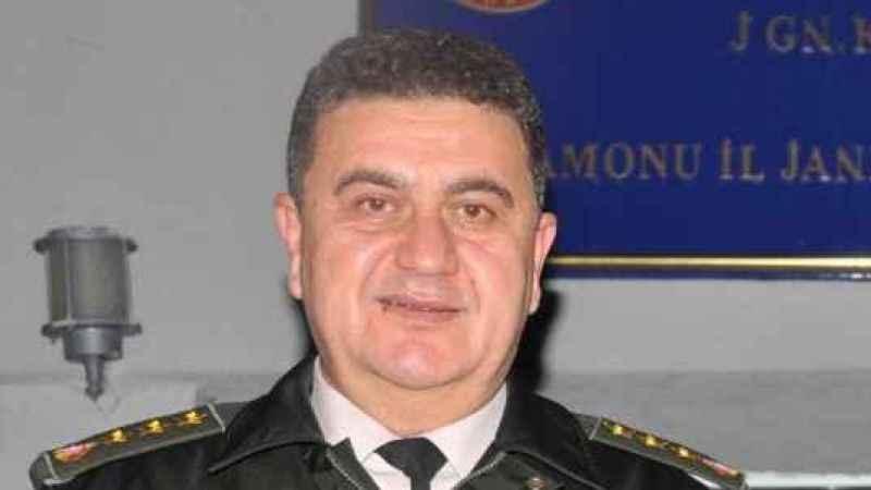 İl Jandarma Komutanı Yavuz Selim Kapancı oldu!