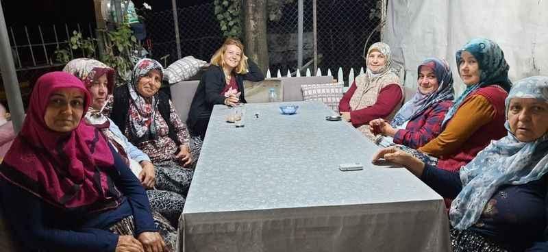 Kocabayramlar'da Altınten Ailesi  misafirlerini ağırlıyor