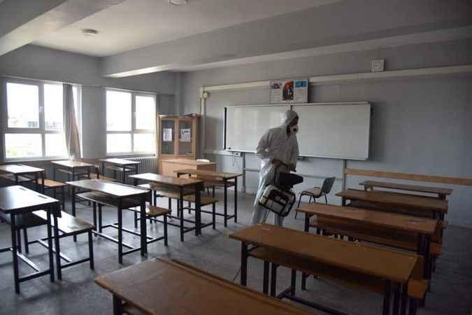 Kartepe'de okul  seferberliği başladı