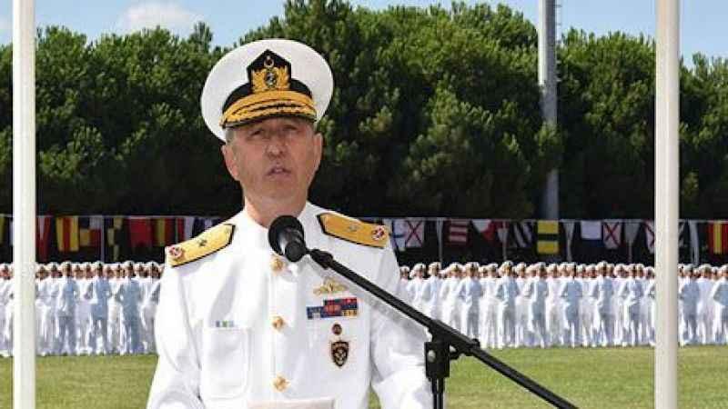 Kocaeli Garnizon Komutanı Tümamiral Ayhan Gedik oldu