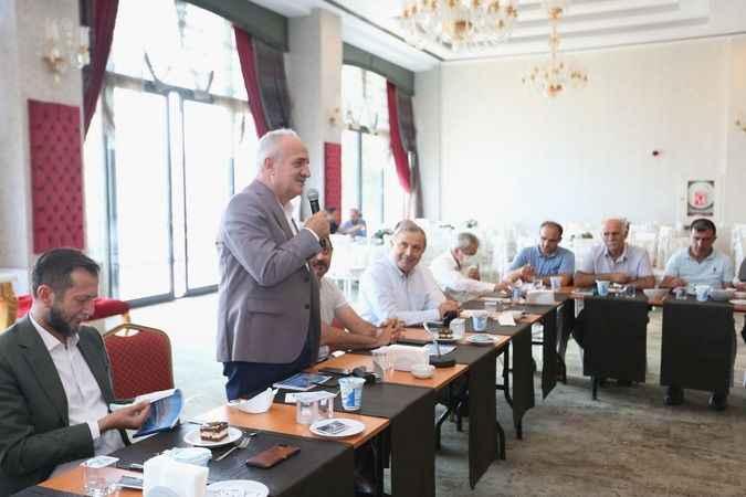 Derince'de Eğitim Dönemi  Öncesi Toplantı yapıldı