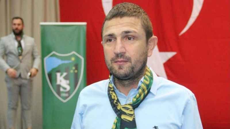 Kocaelispor yöneticisi Harun Kaya'dan şok paylaşım!