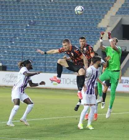 Adanaspor Ankara'dan eli boş dönüyor:0-2
