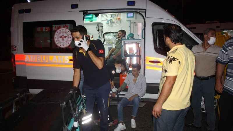 Kocaeli'de servis kazasında yaralanan 7 işçi taburcu oldu