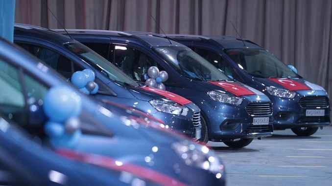Belediyeye ait araçlar ihaleyle satılacak