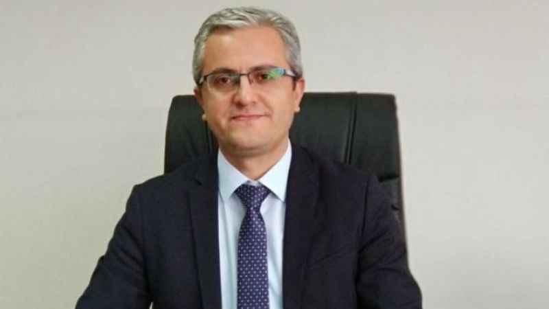 Kandıra İlçe Milli Eğitim Müdürü Mustafa Kızmaz oldu