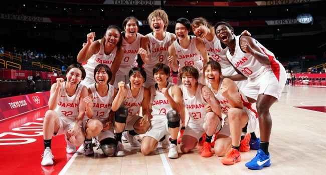 Periler, 18 Eylül'de olimpiyat  finalisti Japonya ile oynayacak