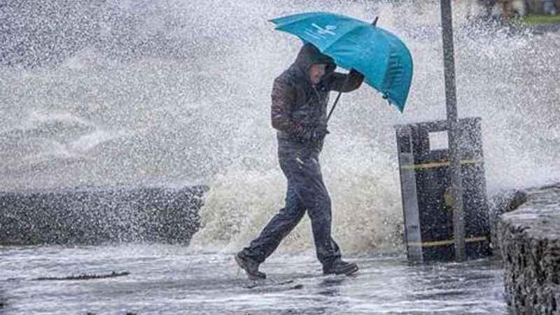 Meteoroloji'den bugün için uyarı! Metrekareye 100 kilogram yağış bekleniyor