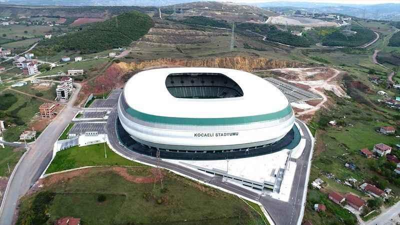 Kocaeli Stadyumu bağlantı yolu ihalesi yapıldı