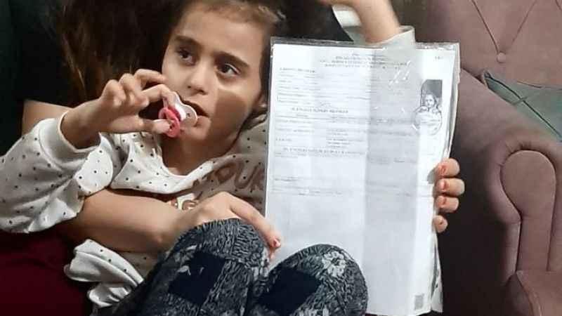 7 yaşındaki Masal yardım bekliyor