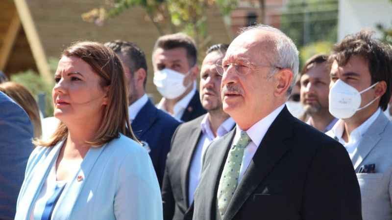 Kılıçdaroğlu, Çınar Çocuk Evi ve Sağlık Merkezi'nin açılışı için Kocaeli'de