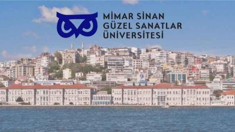 Mimar Sinan Güzel Sanatlar Üniversitesi 30 Sürekli İşçi alıyor