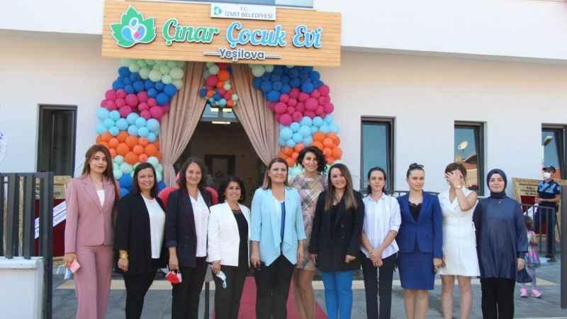 Çınar Çocuk Evi ve Sağlık Merkezi için Kılıçdaroğlu bekleniyor