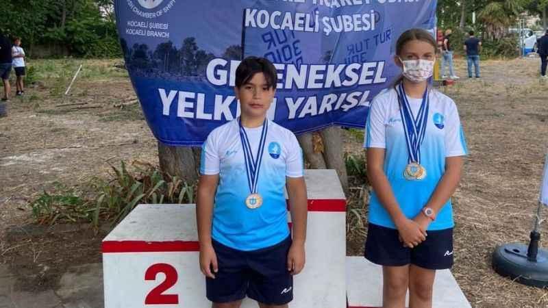 ODTÜ GV Özel KYÖD Ortaokulu öğrencilerinden yelken yarışlarında üst üste başarı