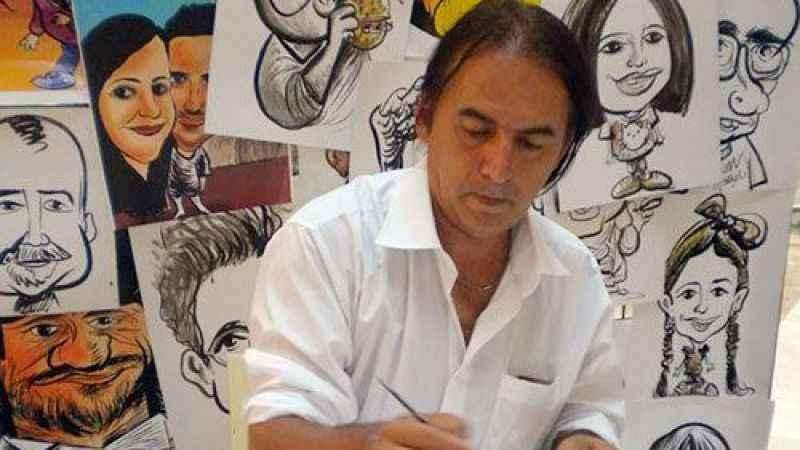 Uluslararası karikatür yarışmasında büyük ödül İzmitli Oğuz Gürel'in