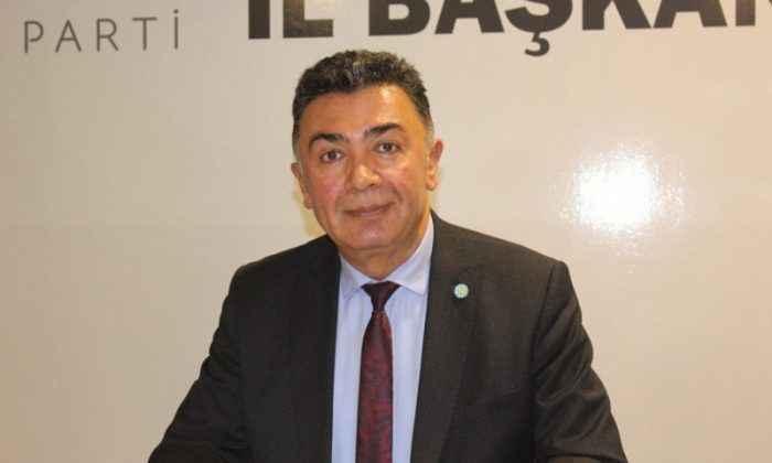Şanbaz Yıldız'dan  Büyükşehir'e  yol çalışması tepkisi