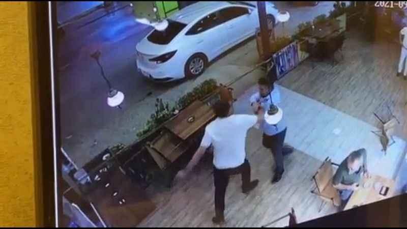 Kafede kurşunlama olayında 1 tutuklu!