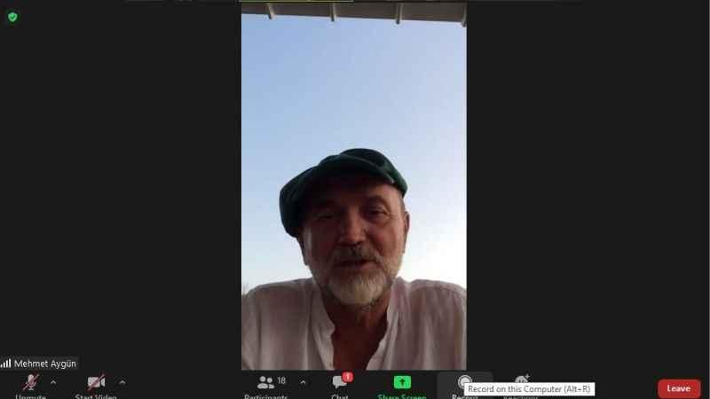 Mehmet Aygün ATİK'e konuk oldu
