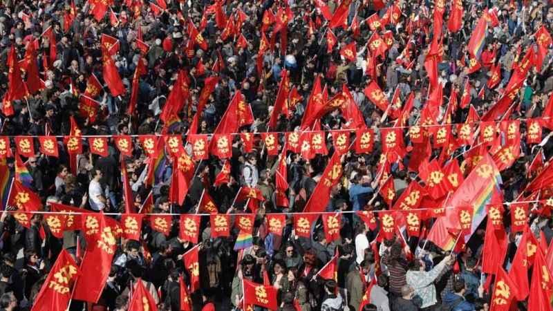 TKP: Sözümüzdür, bu topraklara yakışanı, Sosyalist Türkiye'yi kuracağız!